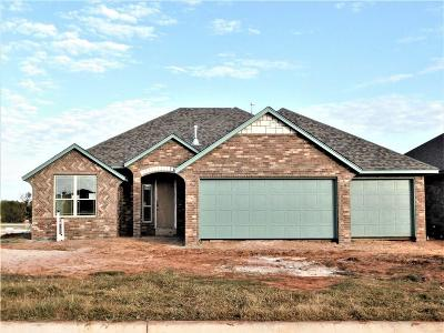 Moore Single Family Home For Sale: 3412 Ontario Circle
