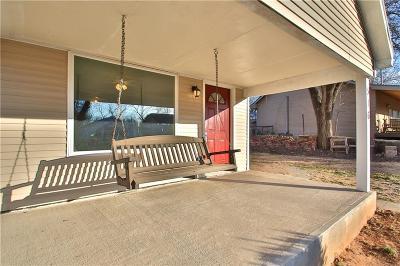 Guthrie Single Family Home For Sale: 516 N Wentz