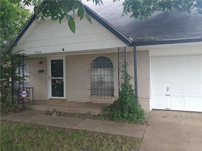 Moore OK Single Family Home Pending: $110,000