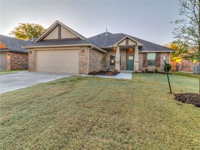 Yukon Single Family Home For Sale: 9940 SW 21st Street