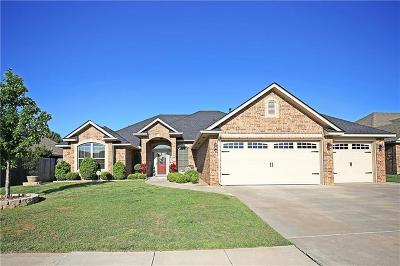 Del City Single Family Home For Sale: 5616 Bent Creek