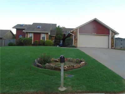 Warr Acres Single Family Home For Sale: 6008 Covington Ln