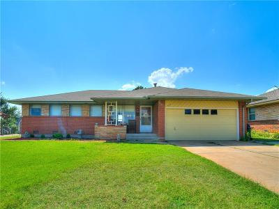 Midwest City Single Family Home For Sale: 304 Leonard Lane