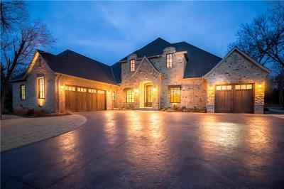 Edmond Single Family Home For Sale: 12200 Stonemill Manor Court