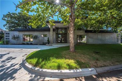 Nichols Hills Single Family Home For Sale: 2010 Huntington