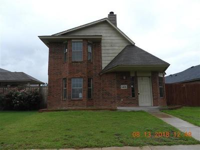 Moore Single Family Home For Sale: 1401 SW 24th Street