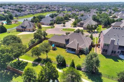 Edmond Single Family Home For Sale: 2417 Bull Run