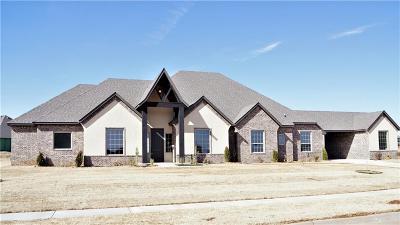 Yukon Single Family Home For Sale: 9901 Eastblake Place