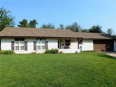 Yukon Single Family Home For Sale: 700 Glenwood Dr.