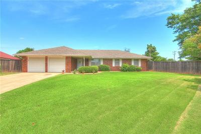Yukon Single Family Home For Sale: 10205 Kendal Ct