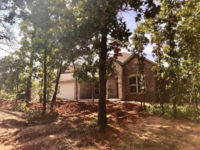 Guthrie Single Family Home For Sale: 3527 Antler Valley