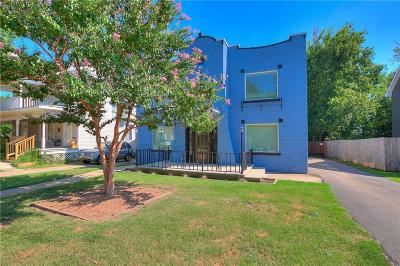 Oklahoma City Multi Family Home For Sale: 1308 NW 16th Street