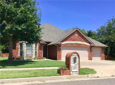 Yukon Single Family Home For Sale: 10921 NW 116th Street