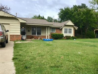 Bethany Single Family Home For Sale: 7001 NW 61st Street