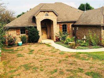 Guthrie Single Family Home For Sale: 12478 Hidden Run