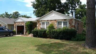 Bethany Single Family Home For Sale: 6607 NW 31st Terrace