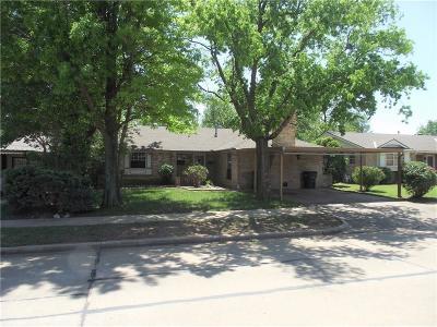 Del City Single Family Home For Sale