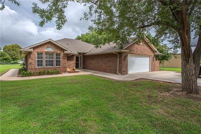 Del City Single Family Home For Sale: 4108 Thomas