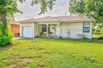 Midwest City Single Family Home For Sale: 736 E Rose