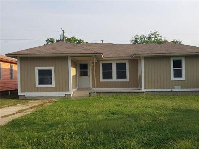 Oklahoma City OK Single Family Home For Sale: $69,500