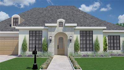 Edmond Single Family Home For Sale: 16409 Bordeaux Drive