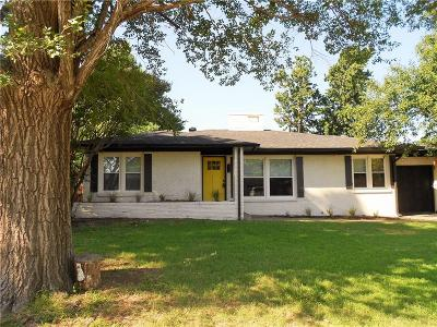 The Village Single Family Home For Sale: 2212 Barclay Road