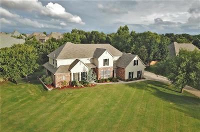 Edmond Single Family Home For Sale: 4308 Caliburn Parkway