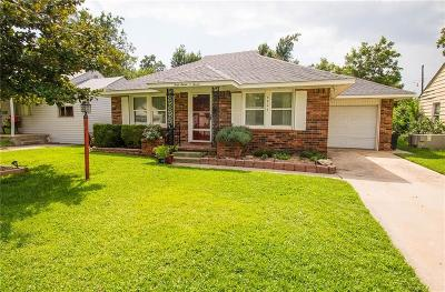 Bethany Single Family Home For Sale: 4707 N Donald Avenue