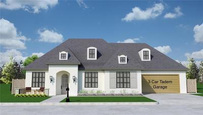 Edmond Single Family Home For Sale: 16417 Bordeaux Drive