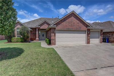 Yukon Single Family Home For Sale: 11445 NW 8th Terrace