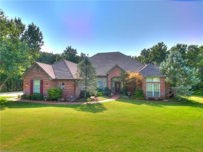 Edmond Single Family Home For Sale: 2004 Silver Crest Drive