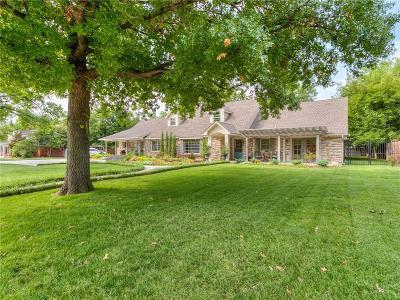 Oklahoma City Single Family Home For Sale: 3133 Quail Creek Road