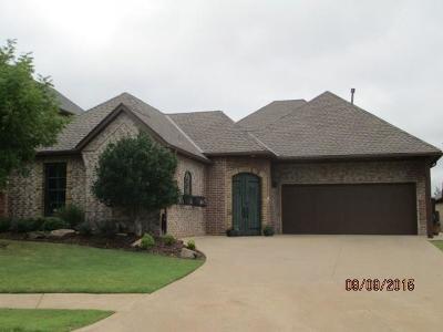 Edmond Single Family Home For Sale: 16613 Little Leaf Lane