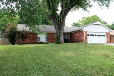 Stillwater Single Family Home For Sale: 1608 S August