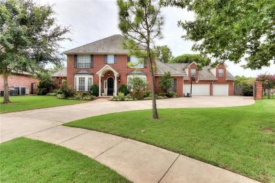 Norman Single Family Home For Sale: 4716 Foxborough Court