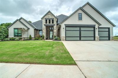Edmond Single Family Home For Sale: 1317 Regency Bridge Circle