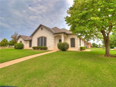 Yukon Single Family Home For Sale: 301 Steve Court