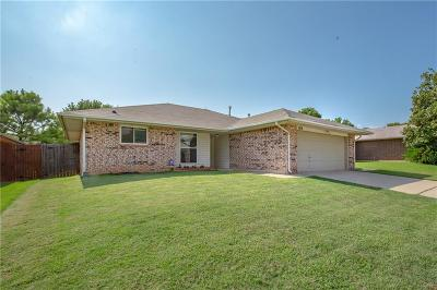 Midwest City Single Family Home For Sale: 129 Oak Tree Dr.