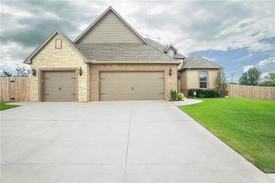 Yukon Single Family Home For Sale: 11640 NW 109th Street