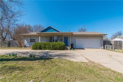 Warr Acres Single Family Home For Sale: 5209 N Grove Avenue