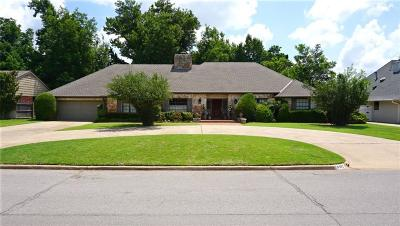 Oklahoma City Single Family Home For Sale: 8602 Waverly Avenue