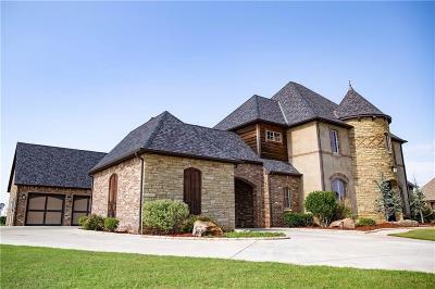 Edmond Single Family Home For Sale: 2355 La Belle Rue