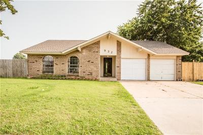 Single Family Home For Sale: 932 NW 12th Street