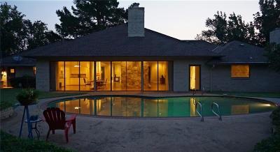 Nichols Hills Single Family Home For Sale: 7325 Waverly Avenue