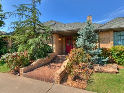 Yukon Single Family Home For Sale: 1521 Spring Creek Drive