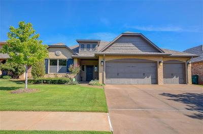 Edmond Single Family Home For Sale: 7013 NW 161st Street
