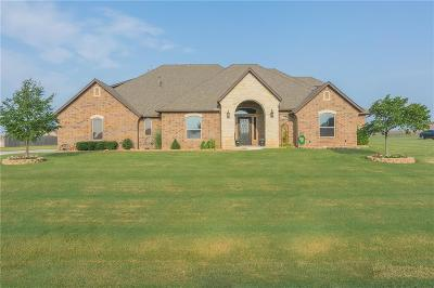 Oklahoma City Single Family Home For Sale: 15401 Coral Creek