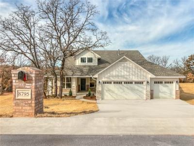 Guthrie Single Family Home For Sale: 8795 Overlook Drive