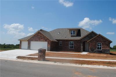 Moore Single Family Home For Sale: 4535 Baldwin Avenue