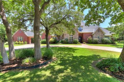 Edmond Single Family Home For Sale: 3900 Four Winns Strait